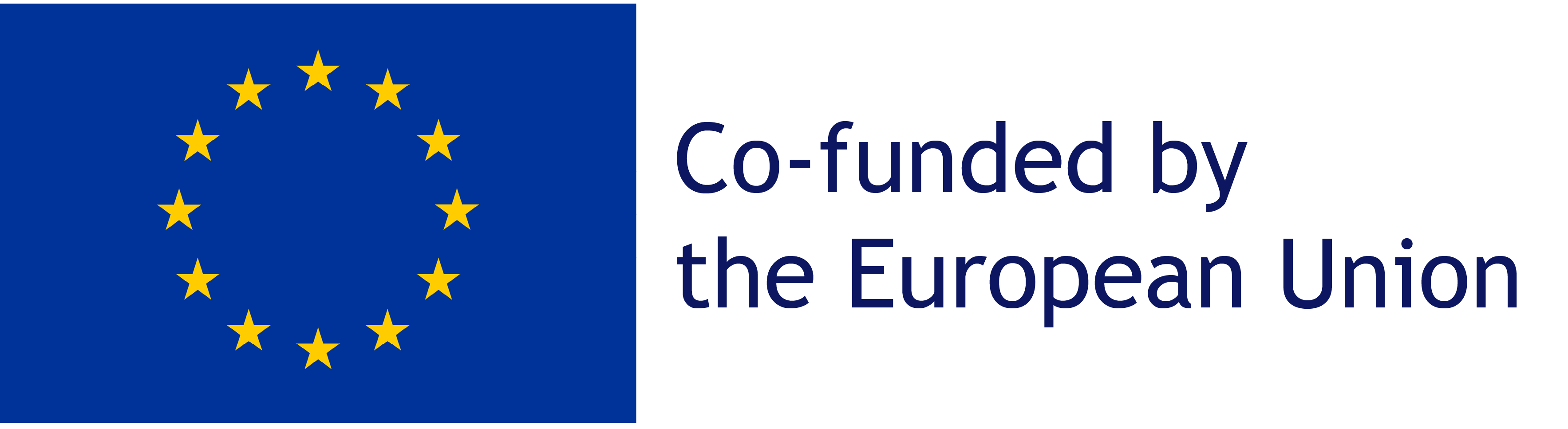 Co Funded by the EU logo ok